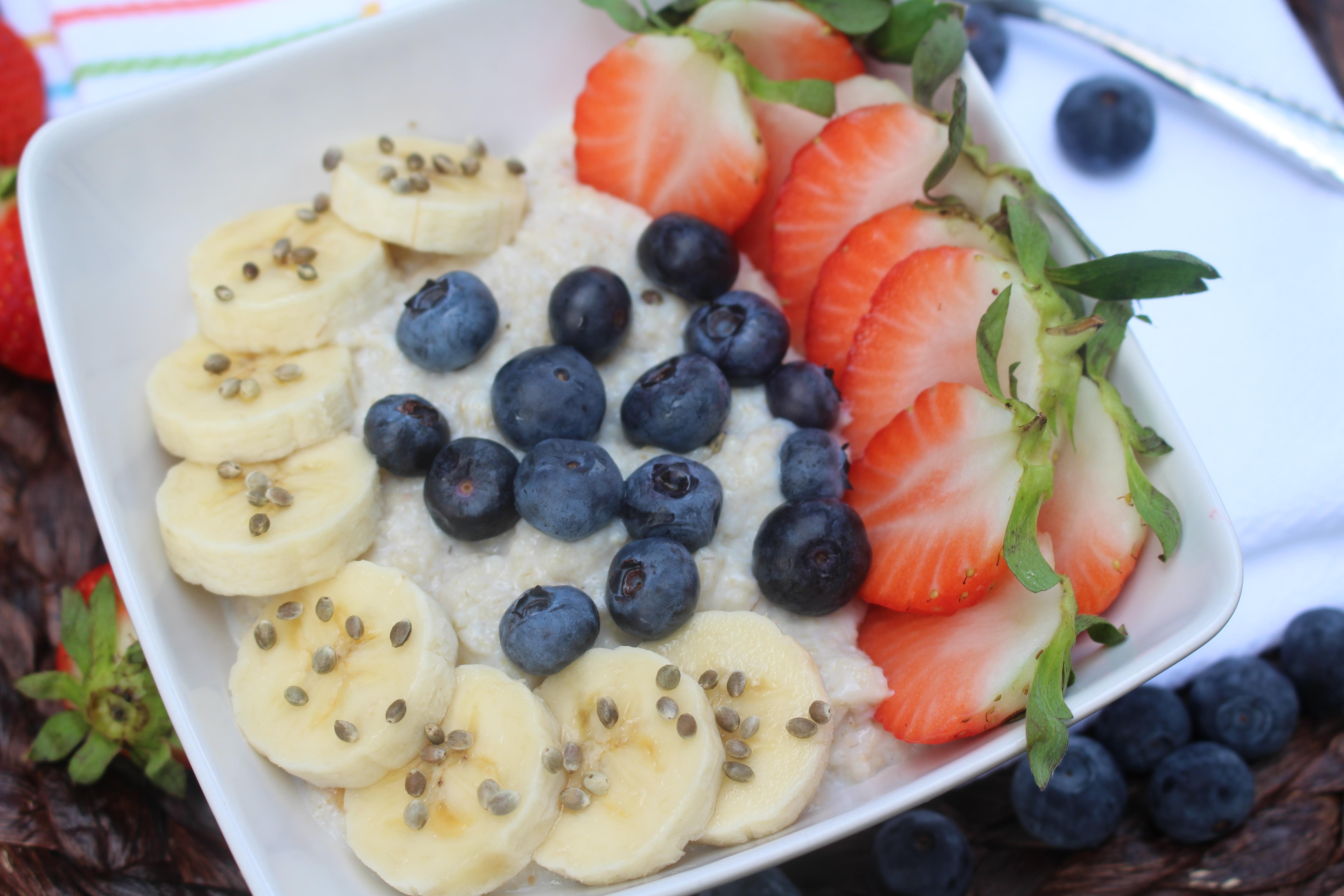oatmeal breakfast bowl (4)